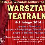 warsztaty teatr - ferie 2014
