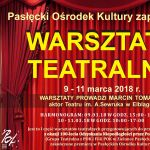 warsztaty teatralne 2018 s