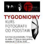 tygodniowy kurs fotografii