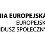 logo europejski fundusz spoleczny